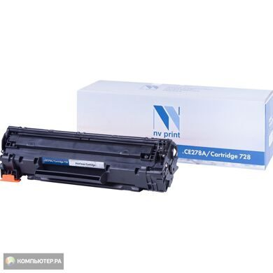 Картридж CE278A/728 for HP LJ P1566/ P1606/ Canon i-Sensys MF4410/ 4430/ 4450/ 4550d/ 4570d/ 4580dn¶