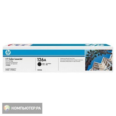 Картридж HP CE310A for HP CLJ CP1025/ P1025NW
