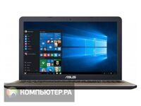 "Ноутбук Asus X540ya-DM624 E1 6010/4Gb/500Gb/R2/15.6""/DOS/black/WiFi/BT/Cam¶"