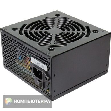 Блок питания Aerocool ATX 700W VX-700 (24+4+4pin) APFC 120mm fan 6xS