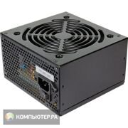 Блок питания Aerocool ATX 400W VX-400 (24+4+4pin) 120mm fan 2xSATA RTL